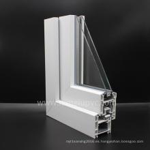 Cuenta de acristalamiento para ventanas de PVC
