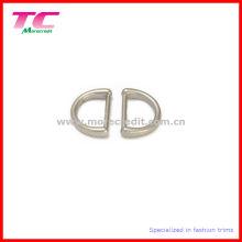 Custom Bulk Metal D Ring para Bag Peças & Acessórios