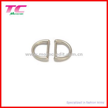 Custom Bulk Metal D Ring for Bag Parts & Accessories