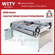 Tamaño grande de cuatro cilindros tipo de pantalla de la impresora