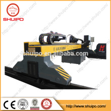 Plasma do CNC de SHUIPO / plasma cuting do cnc da chapa metálica da máquina de corte da chama