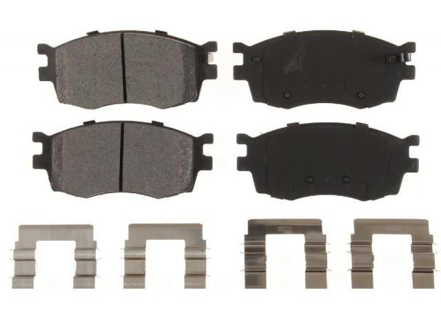 Hyundai accent brake pads 8266-D1156