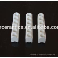 Material de esteatite Aros de aquecedor de cartucho cerâmico