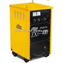 Thyristor-controlled DC arc welder