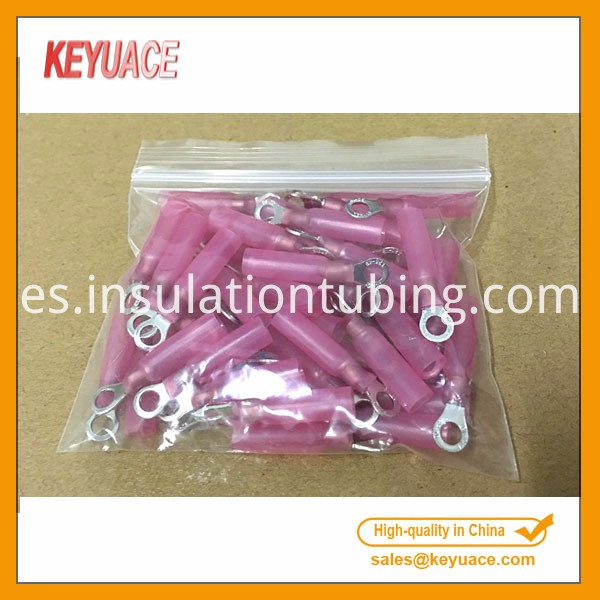 Insulated Heat Shrink Ring Terminal