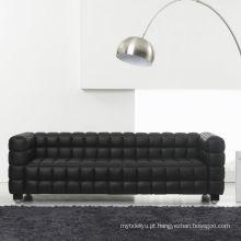 Sofá de Kubus estilo europeu para a mobília de sala de estar de luxo