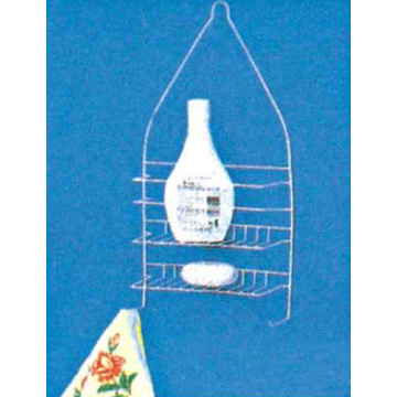 2 Tier Metal Shower Caddy