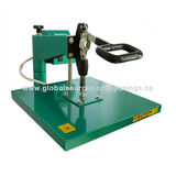 Manufacturer t-shirt printing swing away heat transfer machine, oem orders are welcome