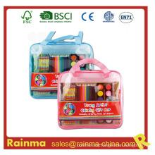 School Stationery Set in PVC Bag