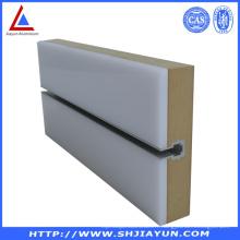 6063 profilé en aluminium fabriqué par le profil en aluminium Chine fabricant