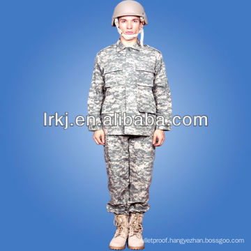 ACU military clothing