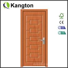 Porta de PVC MDF na China (PVC MDF DOOR)