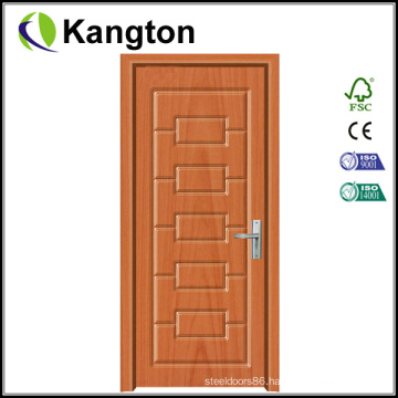 MDF PVC Door in China (PVC MDF DOOR)