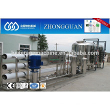 Mineral Water Treatment System / Ultrafiltration Water Filter