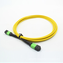 MPO/APC to MPO/APC Fiber Optical Patchcord