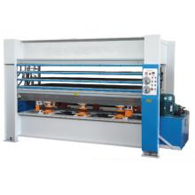 Machine de presse en contreplaqué
