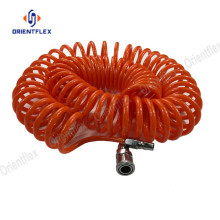 Truck coils brake coils spiral hose