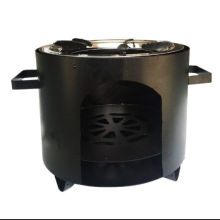 Camping Stove Only Use Wood