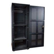 37u Gabinete estándar de interior de telecomunicaciones con puerta de malla
