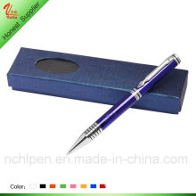 Black Barrels Metal Ball Pen with Fashion Gift Box