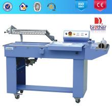 Automatische L-Bar Sealing Schneidemaschine mit pneumatischem Antrieb Fql450t