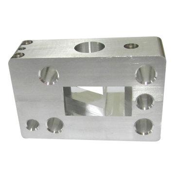 Usinage de pièces de commande numérique par ordinateur en aluminium CNC