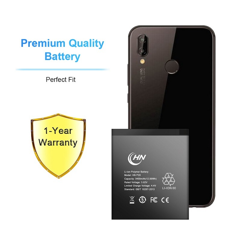 Huawei P20 Battery Replacement