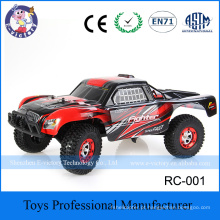 4WD 2.4G Electric Car RC Brushless Desert RC Buggy
