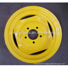 tractor wheel rims, W12X24,W10x32,W11x38 for high strength