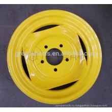 Колесные диски трактора, W12X24, W10x32, W11x38 для высокой прочности
