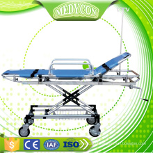 able aluminum alloy ambulance stretcher hospital stretcher trolley
