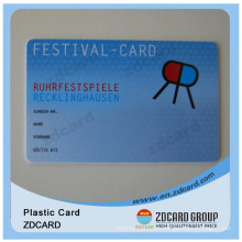 Membership Card/Prepaid Card/Barcode/PVC Card/Plastic Card