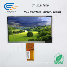 "7""800cr Sunlight Readable TFT Display"