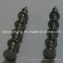Liso brillante Pagoda clavo de plomo 1/64 y 1/32 oz