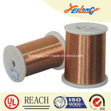 Enameled Copper Clad Aluminum Round Wire, Enameled CCA Round Wire