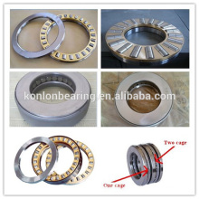 Китай Высокое качество 53317 Упорный шарикоподшипник с хромированной сталью GCr15 Материал и латунь / сталь Кейдж
