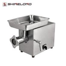 2017 Hot Sale Shine Long elétrico industrial utilizado carne grinders venda