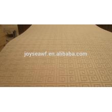 Panneau dur de 2,5 à 6,0 mm de haute qualité 4 * 8 pieds