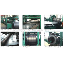 Proveedor profesional de línea de corte de acero
