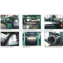 professional supplier of steel slitting line