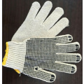 Safety Glove with PVC