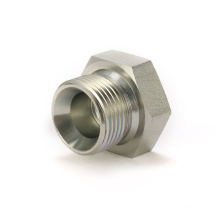 high quality carbon steel hydraulic plug fittings  manufacturers