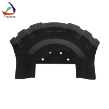 Custom Auto Accessories ABS Plastic Mudguard Car Fender