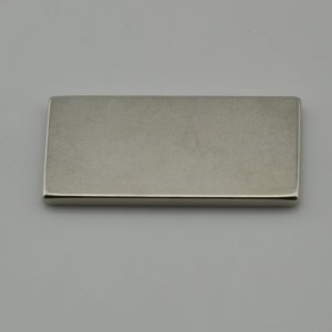 Personlized Products for N35 Rare Earth Ndfeb Neodymium Rectangular Magnet N42SH neodymium rectangular block magnet supply to Panama Manufacturer