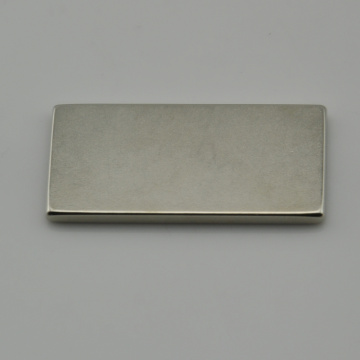 OEM/ODM China for N35 Rare Earth Ndfeb Neodymium Rectangular Magnet N42SH neodymium rectangular block magnet export to Maldives Manufacturer