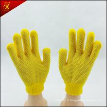Travailleur de sécurité gants haute qualité