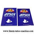 Language Options FrenchGermanItalianRussianSpanishPortugueseKoreanJapaneseArabic A4 Thermal Copier Paper/Tattoo Transfer Paper P