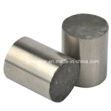N42 Soares ímã do Neodymium de cilindro sem chapeamento