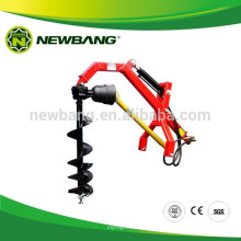 hydraulic post hole digger with CE approved