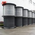La haute résistance passée ISO17357 amortisseur en caoutchouc de cellules